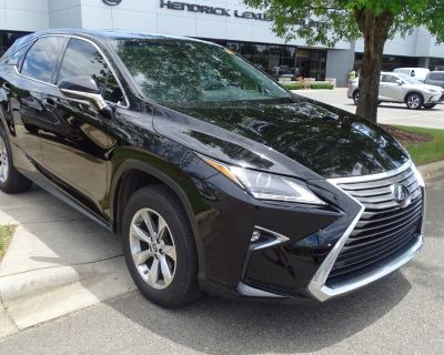 Certified Pre-Owned 2019 Lexus RX RX 350 FWD SUV