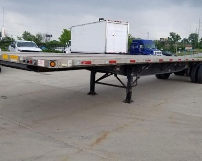2014 UTILITY 48 FT Flatbed Trailers