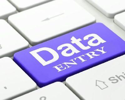 home based data entry jobs