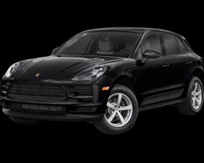 New 2021 Porsche Macan S With Navigation & AWD