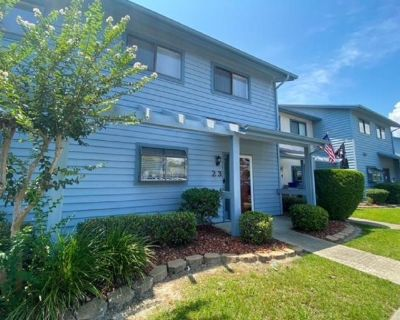 23 Bay Tree 3 - A Lil Salty - 2 Bedroom 2.5 Bath Newly Updated Town Home - Little River