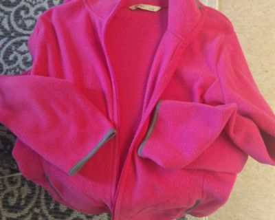 Ladies size large old navy jacket, excellent condition, $5.00