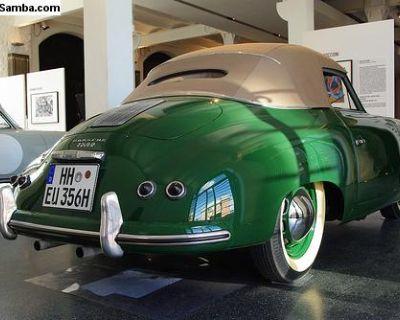[WTB] Looking for an Porsche 356A or PreA or Speedster