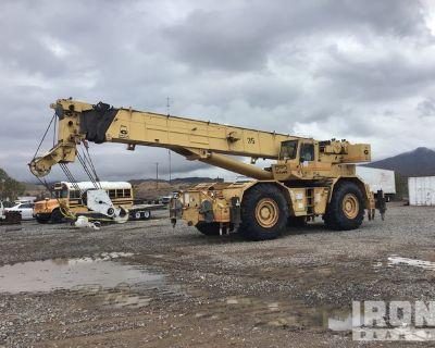 Grove RT-990 4x4 Rough Terrain Crane
