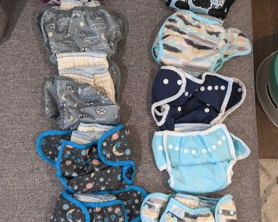 Thirsties Cloth Diaper Covers Size 1