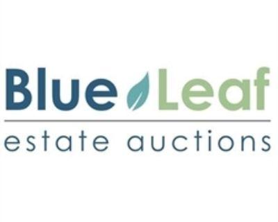 Blue Leaf Auctions - Multi-Consignor Auction - Sat 10AM