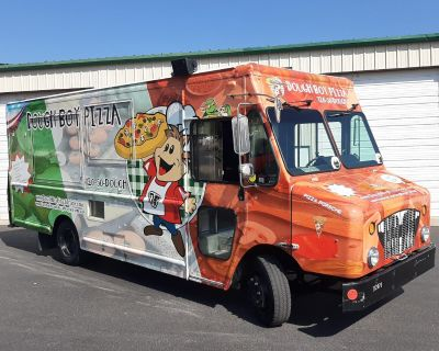 Incredible Food Truck with Full Commercial Kitchen in Golden, CO