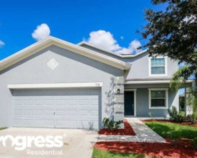 516 Powder View Dr, Ruskin, FL 33570 5 Bedroom House