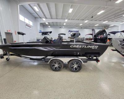 2022 Crestliner MX19 Aluminum Fish Boats Kaukauna, WI