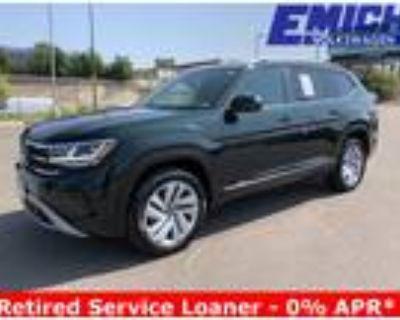 2021 Volkswagen Atlas SEL 4Motion