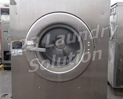 Coin Operated Speed Queen Commercial Front Load Washer Card Reader 27LB 1PH SC27NR2YN40001