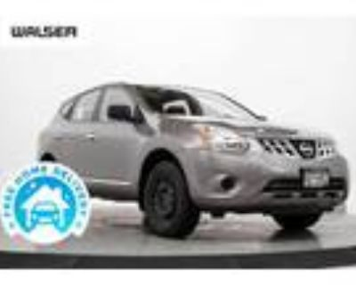 2011 Nissan Rogue Silver, 170K miles