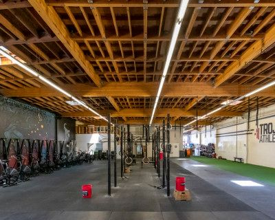 Art District- Crossfit Gym, huge open gym space. private enclosed parking lot, LOS ANGELES, CA
