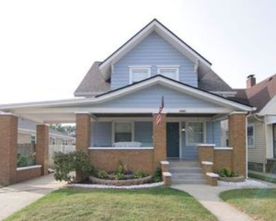 4945 W 15th St, Speedway, IN 46224 3 Bedroom House