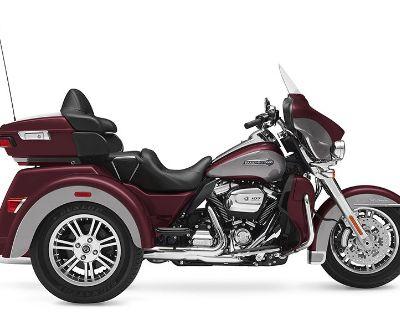 2018 Harley-Davidson Tri Glide Ultra 3 Wheel Motorcycle Loveland, CO