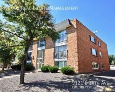 9121 E 14th Ave #304, Aurora, CO 80010 1 Bedroom Apartment