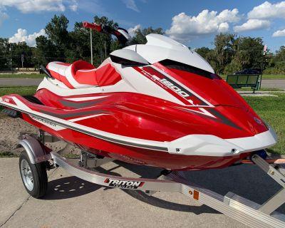 2021 Yamaha GP1800R HO PWC 3 Seater Orlando, FL