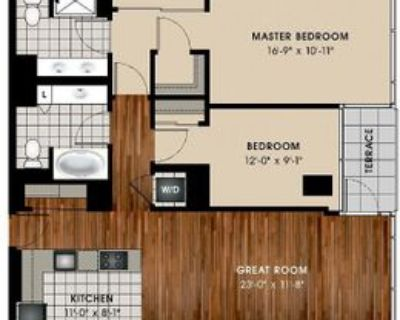 Woods Dr #1406, Skokie, IL 60077 2 Bedroom Apartment