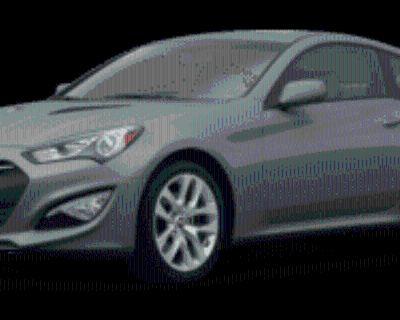 2014 Hyundai Genesis Coupe 2.0T R-Spec