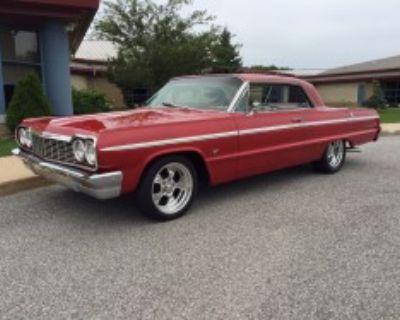 Numbers Matching 1964 Impala SS