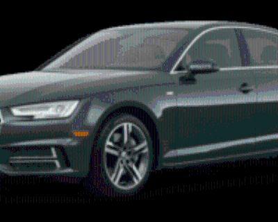 2018 Audi A4 Premium Plus quattro S tronic