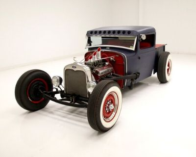 1931 Ford 1/2 Ton Pickup All-Steel Hi-Boy Pickup Restored Truck Engine Swap