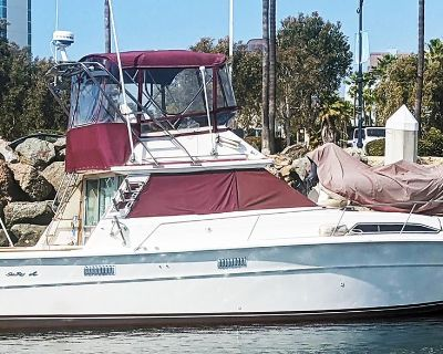 1982 39' Sea Ray 390 Sport Fisherman