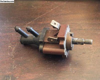 vw wiper switch beetle 1968-1971