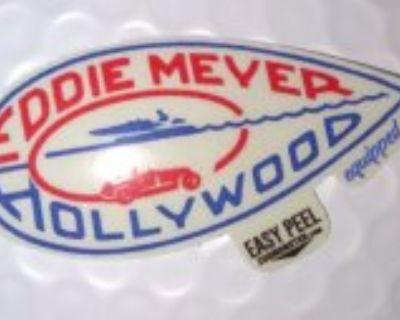 Eddie meyer 4 barrel carburetor air cleaner