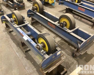 Webb T18-IDL-16 Pipe Roller System