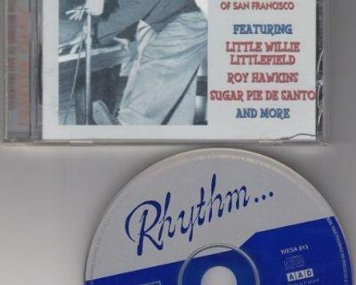 RHYTHM AND BLUES ~ Rhythm Records Vol Two*CD !