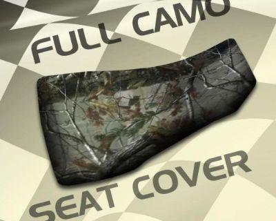 Honda Atc110 79-82 Full Camo Seat Cover #dem9401 Rep1411