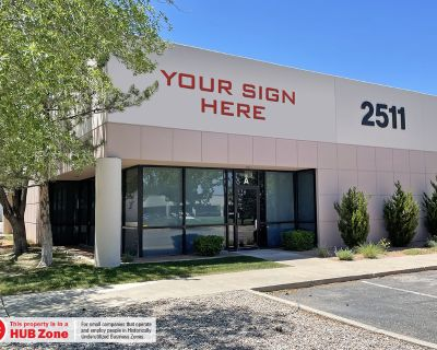 Rare Office/Warehouse Opportunity