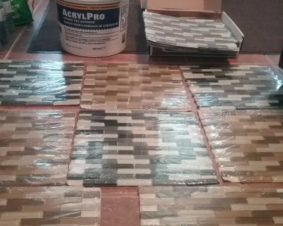 Ceramic Tile Cement and Tiles