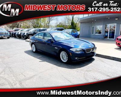 Used 2013 BMW 5 Series 4dr Sdn 535i xDrive AWD