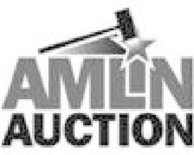 MINIMUM BID AUCTION $77,000! Monday September 27th, 2021, 5:30 PM 630 W. Park St....
