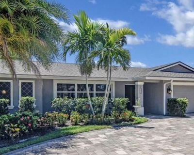 Escape to this immaculate pool home in SW Florida and throw your cares away! - Caloosahatchee
