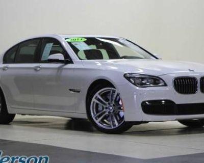 2014 BMW 7 Series 750i