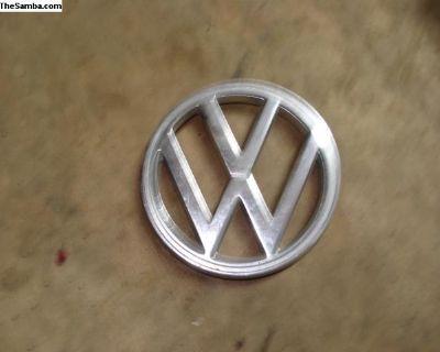 VW Hood Emblem