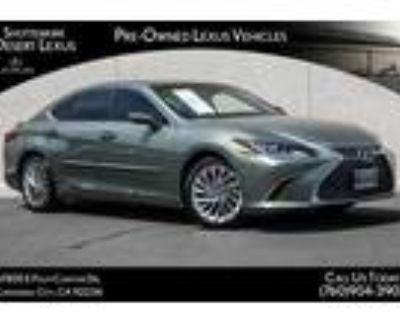 2019 Lexus ES 300h Luxury