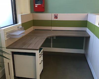Dedicated Desk - 1 Available at Alfi Trade Inc.