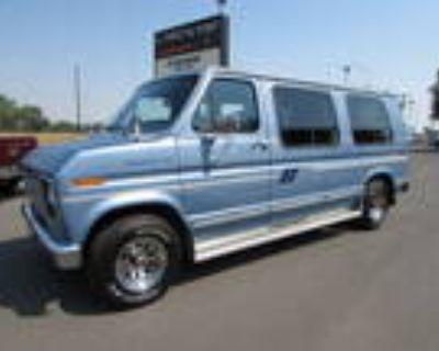 1990 Ford Econoline E150 Waldoch Conversion Van - Low miles!