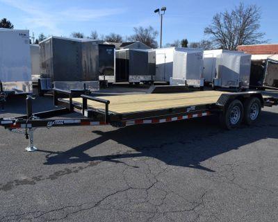 2021 Fox Trail 82x20 CF Series Car Hauler 10K Trailer Harrisburg, PA