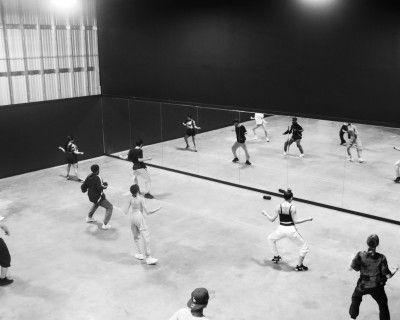 Urban Warehouse with Huge Dance Floor, Houston, TX