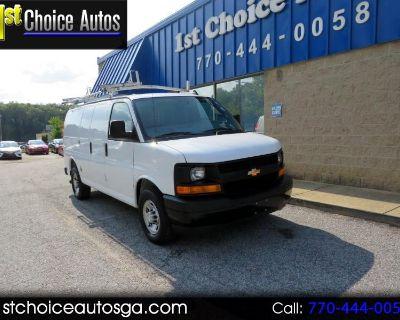 "Used 2017 Chevrolet Express Cargo Van RWD 2500 135"""