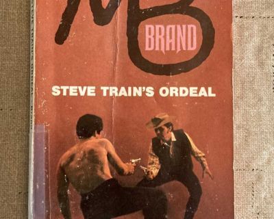 Steve s Train Ordeal by Max Brand Pocket Book