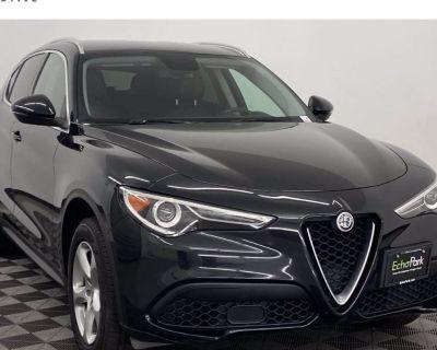 2018 Alfa Romeo Stelvio Standard
