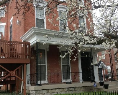 Historic Victorian Home - West Main Historic District