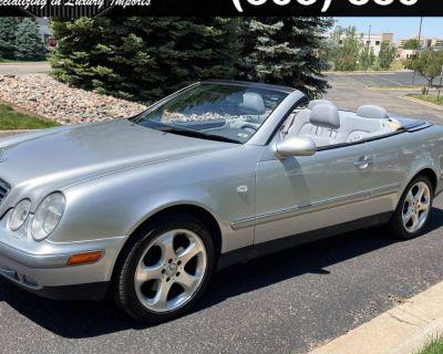 1999 Mercedes-Benz CLK CLK 320