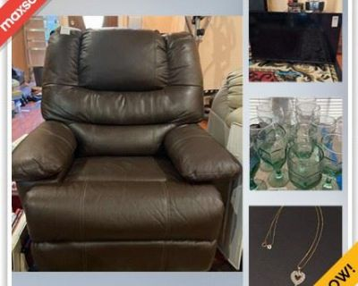 Houston Downsizing Online Auction - Whitton Drive